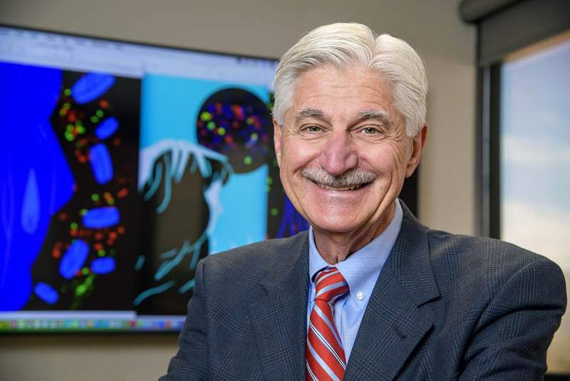 Frank Porreca, is a professor of pharmacology at the University of Arizona's College of Medicine in Tucson.