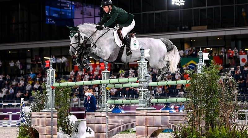 Cian O'Connor and Kilkenny finished seventh in the jumping individual final at Tokyo 2020.