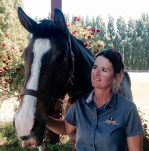 Dr Sarah le Jeune is Professor of Equine Surgery and Chief of Service at UC Davis's Equine Integrative Medicine Service.