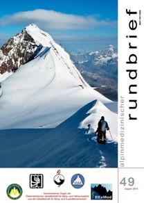 Alpinmedizinischer Rundbrief 49