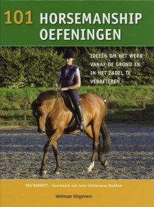 101 Horsemanship Oefeningen boek