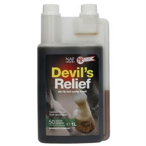 devil's relief voor soepele gewrichten bij oudere paarden