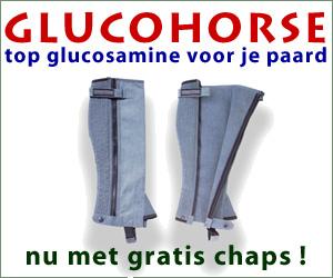glucohorse glucosamine mini-chaps aanbieding