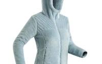 warm fleece vest van decathlon