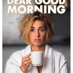 Dear good morning cover van het boek