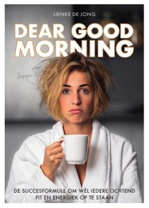 Dear good morning cover van het boek