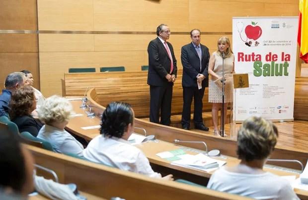 Alfafar acogerá el programa 'La Ruta de la Salud' de la Diputación de Valencia