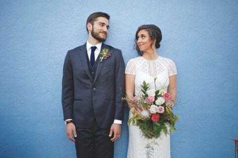 Horton Plaza Park Wedding Style Shoot.6