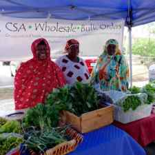How to sell fresh produce with minimum effort