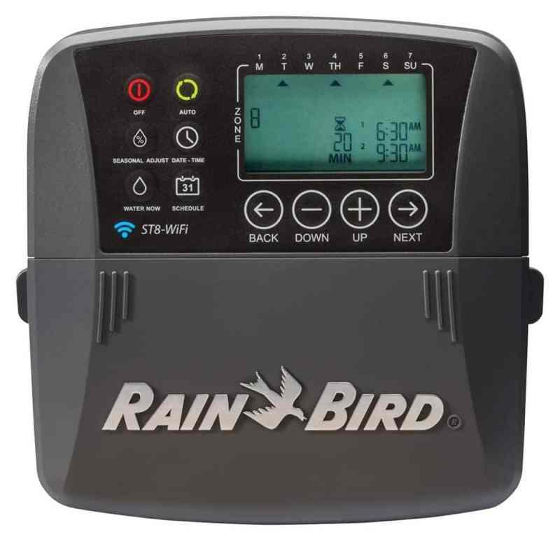 smart irrigation controller