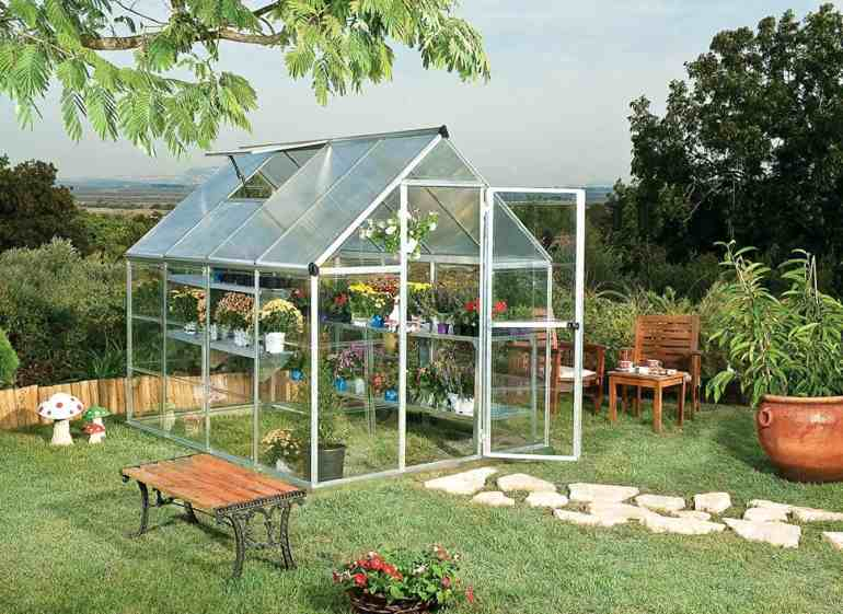 Hobby Gardening: The Best Hobby Greenhouse for Windy Area