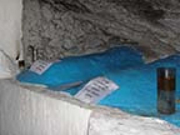 הקברים המטופחים - קבר רבי יהודה בן בבא