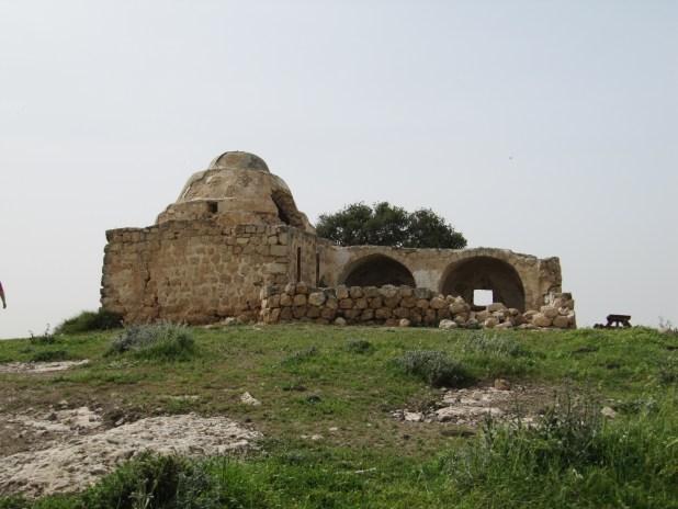 קבר שיח' בילאל בהר כביר