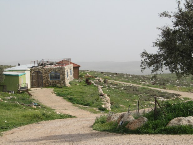 בית בחוות סקלי