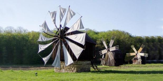 THE `ASTRA` MUSEUM OF TRADITIONAL FOLK  CIVILIZATION – or THE OPEN AIR MUSEUM