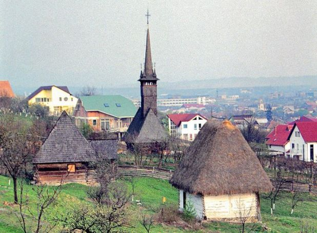 Biserica din Lemn din Chechis