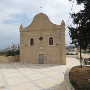 כנסיית בן האלמנה - נס הפרג של כפר נין