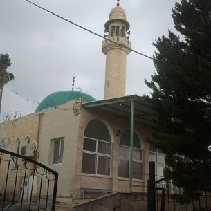 מסגד כפר נין - צילום: Hanay
