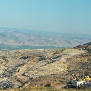 אתר הטמנת פסולת טליה-חגל