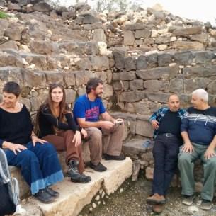 תפילה מעורבת בבית הכנסת בהר ניתאי