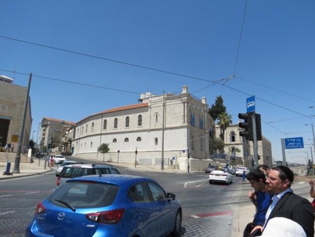 St. Louis Hospital Jerusalem