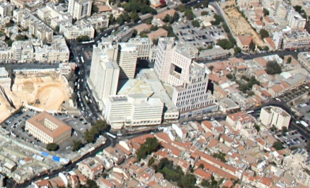 מרכז כלל ובית החלונות נדרום צילום: Neukoln