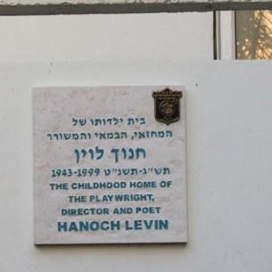 בית חנוך לוין