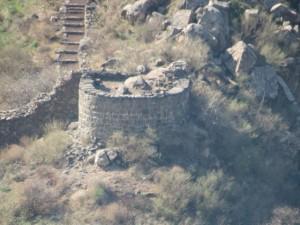 מגדל מבצר גמלא