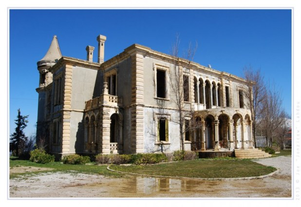 Donna Maria Sursock's residence