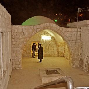 קבר יוסף, 2014