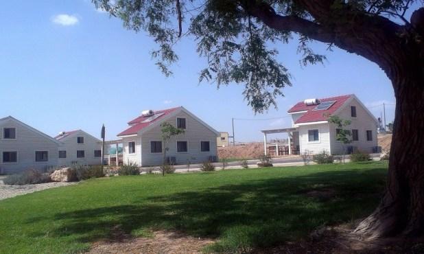 Kramim is a kibbutz in southern Israel founded in 1980 צילום:Oyoyoy