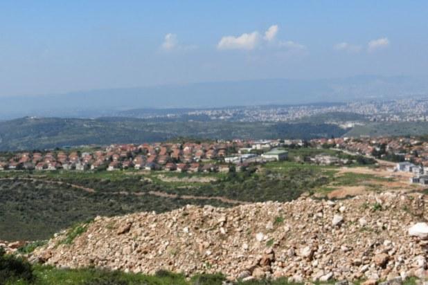 נוף הישוב היהודי מורשת