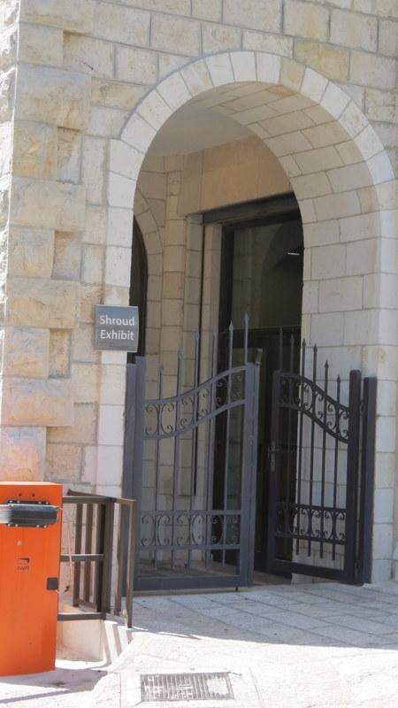 Shroud Museum