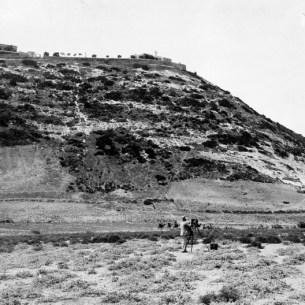 ראש הכרמל וסטלה מאריס במבט מהים, 1910