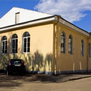 Once a synagogue מוגילב - צילום: Jewish-Tour (פירסום כל התמונות ברשות Jewish Tour)