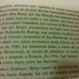 Huyendo de Holocausto Fleeing from the holocaust Author: Calvet Bellera