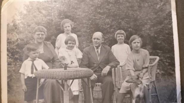 משפחת ון דה וייר