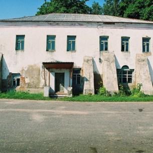 Former Shklov synagogue