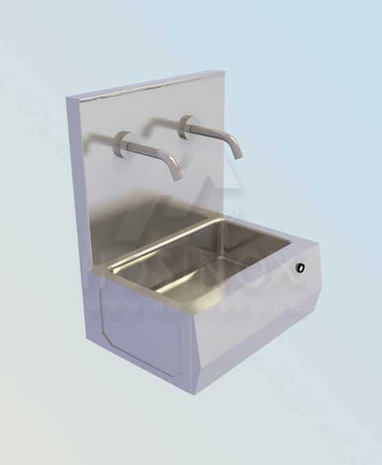 Hand wash sink hosinox