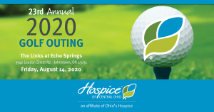 23rd Annual 2020 Golf Outing - Hospice of Central Ohio