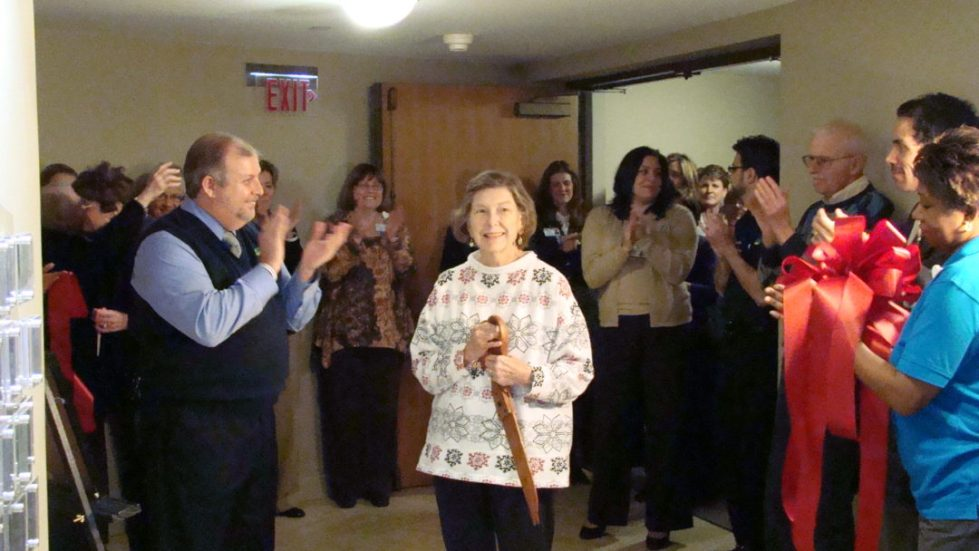 Hospice Founder Honored