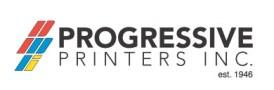 progressive print logo