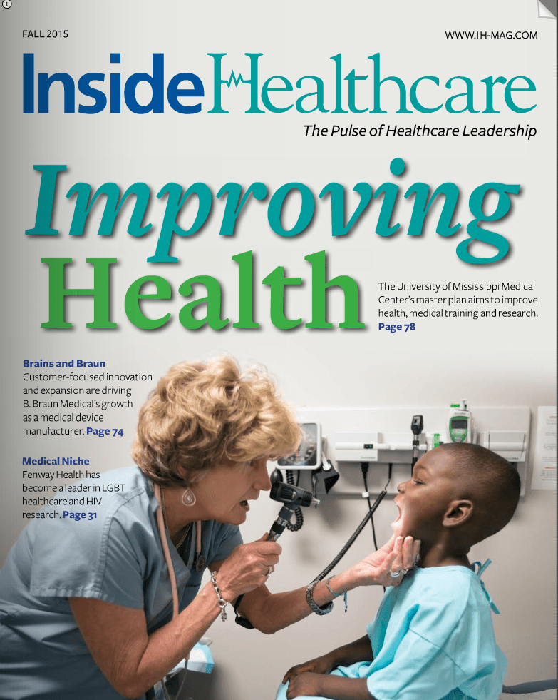 Ohio's Hospice Of Dayton Highlighted In INSIDE HEALTHCARE