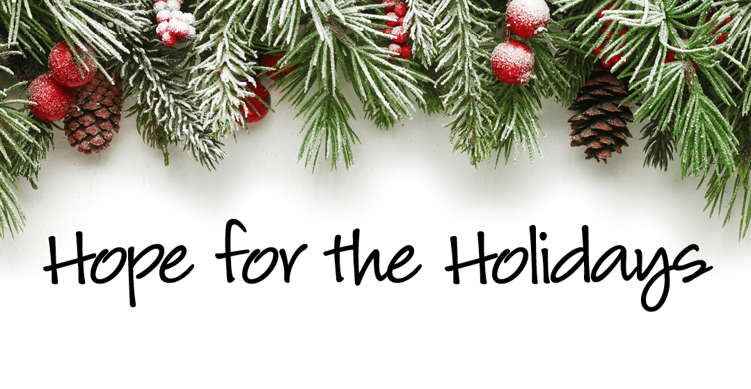 Hope For The Holidays Helps Those Who Have Lost A Loved One