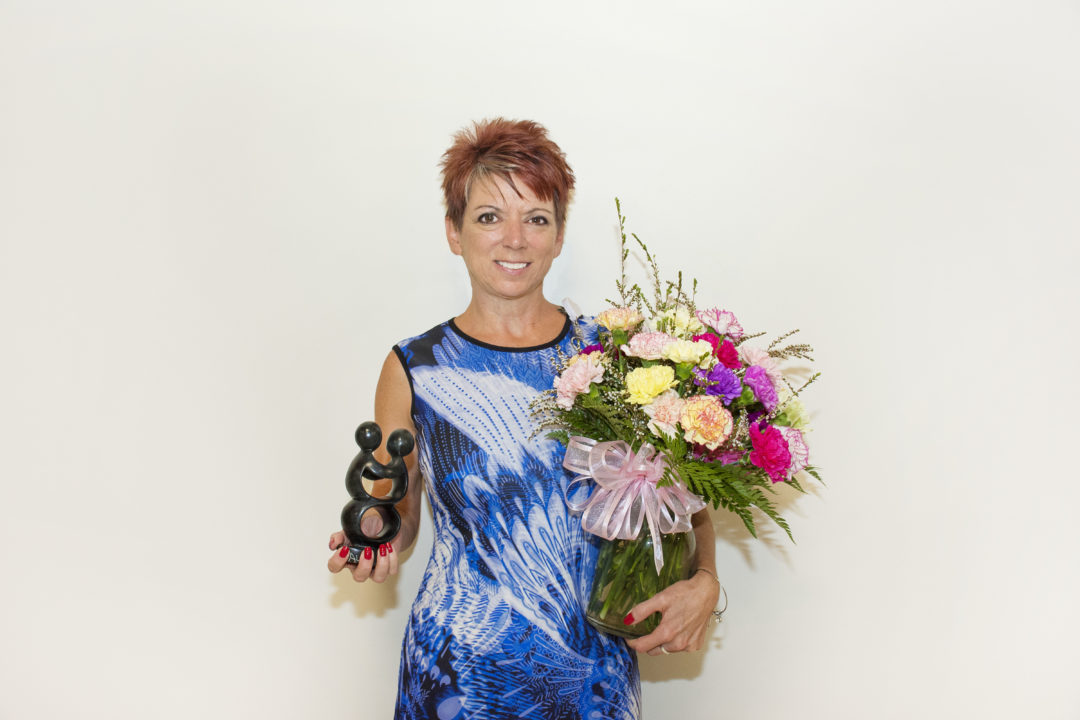 CARNATION Award Goes To Deborah Jorgenson
