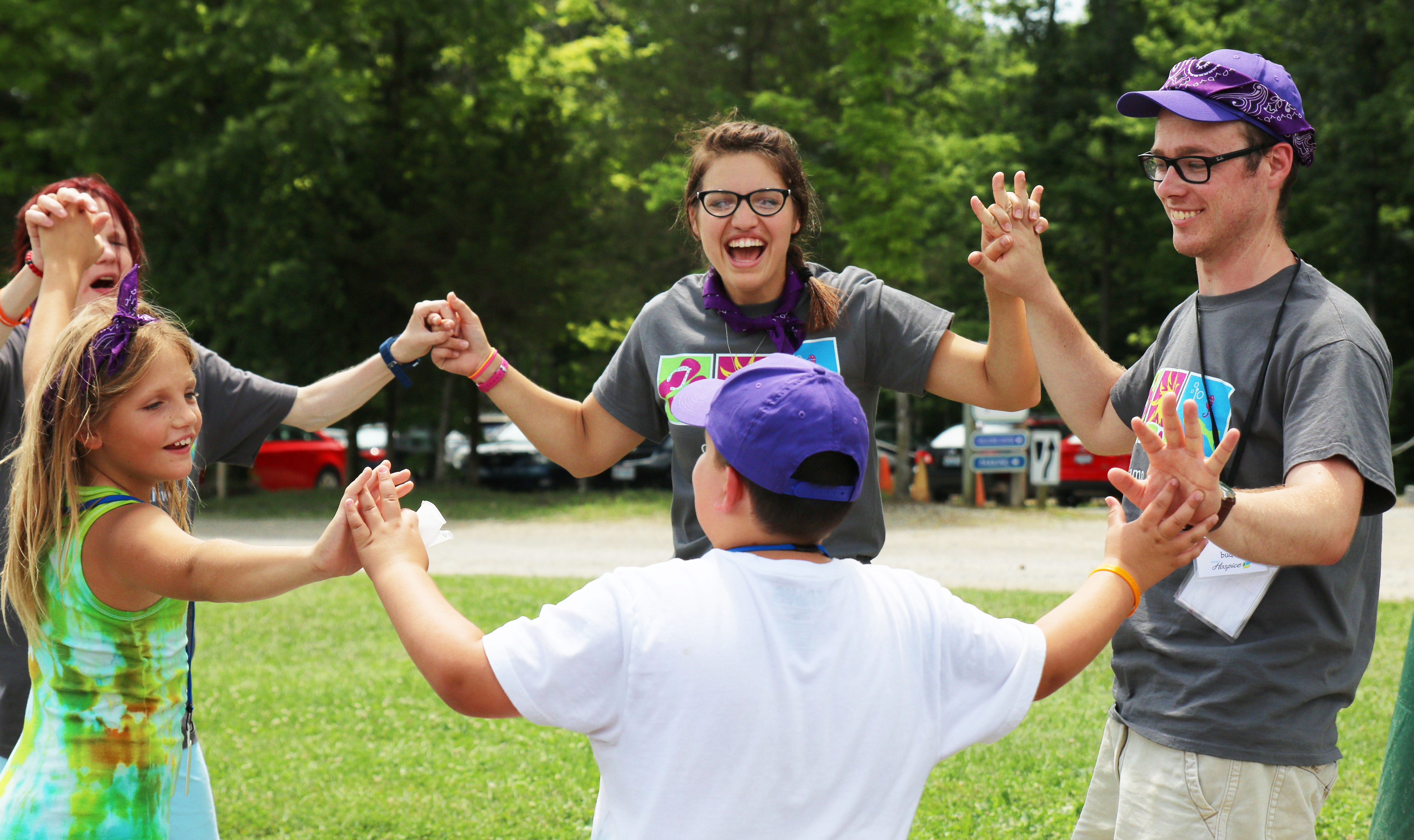 Camp Pathways Escapes Rain, Empowers Campers