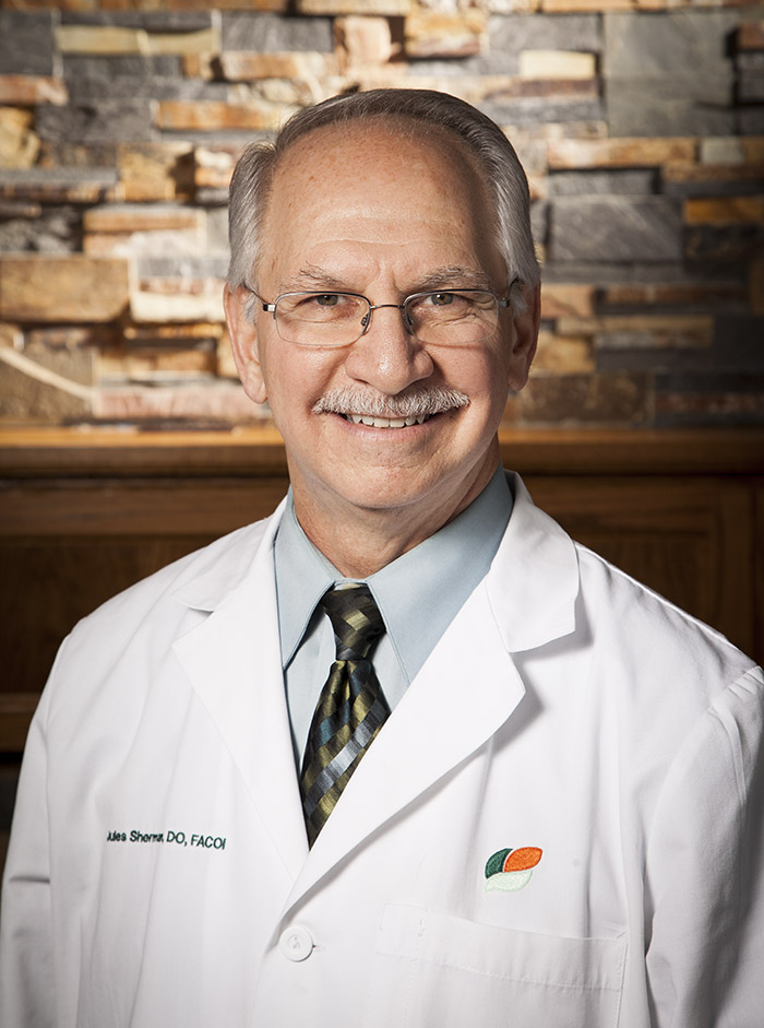 dr jules sherman sets september retirement hospice of dayton