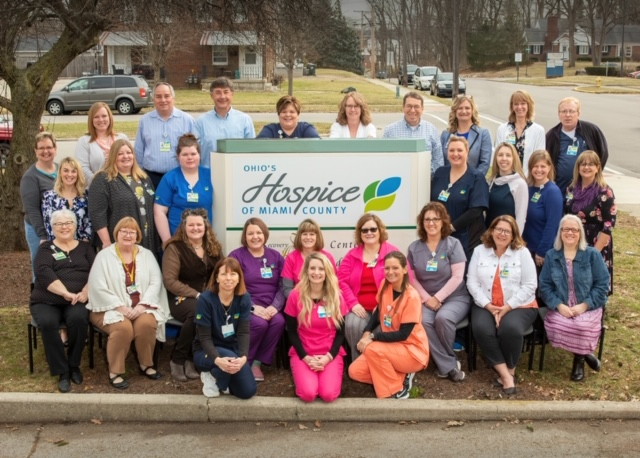 Ohio's Hospice Of Miami County Receives National Award For Commitment To Clinical Education