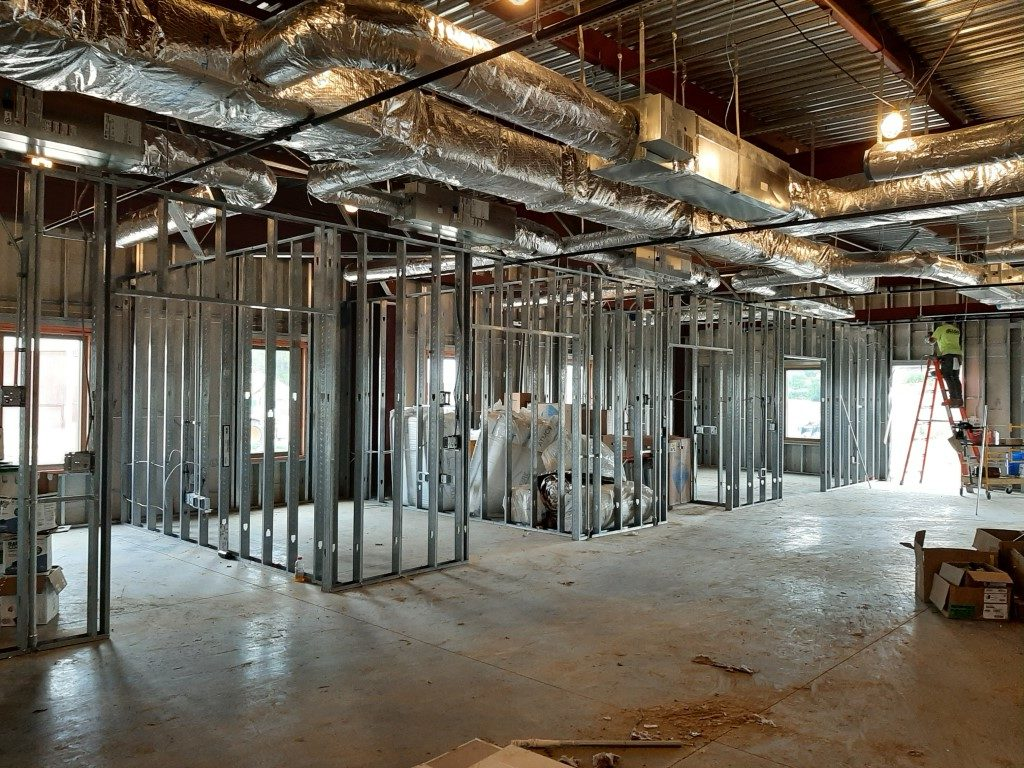 Interior Building Update - Ohio's Hospice Of Miami County Hospice House