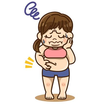 の 脂肪 と 内臓 違い 脂肪 性 中